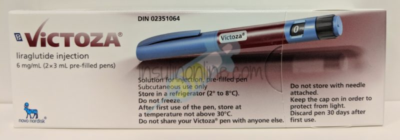 Victoza 6mg/ml 2 pens