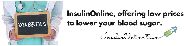 insulin online banner